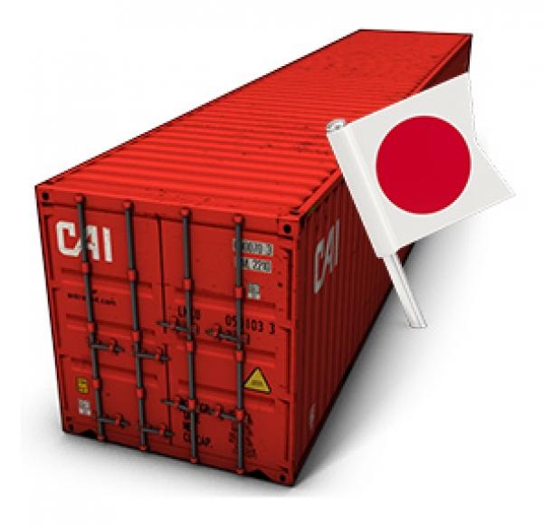 доставка груза из Японии